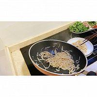 潮汕湿炒芥兰牛肉炒粿条的做法图解10