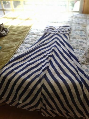 Striped Beach Dress Women Off Shoulder Party Long Maxi Dress Sundress Sexy Sleeveless Backless Summer Dress Vestidos reviews №1 915594