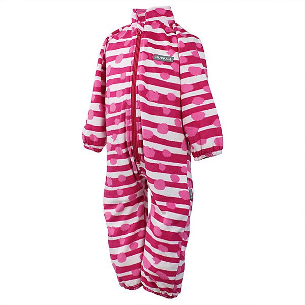Fleece overalls ROLAND HUPPA for girls
