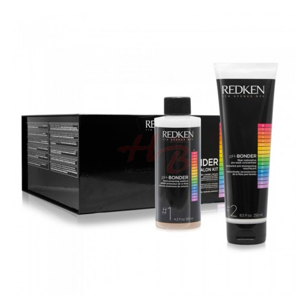 Women's Hair Dressing Set Ph-bonder Redken (2 pcs)