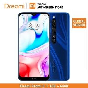 Image 2 - Globale Version Redmi 8 64GB ROM 4GB RAM (Marke Neue und Offizielle) redmi 8 64gb redmi 864 Smartphone Mobile