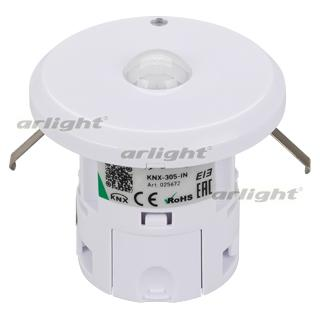 025672 INTELLIGENT ARLIGHT Sensor Motion KNX-305-IN (BUS, 5m * 10 M) ARLIGHT 1-pc