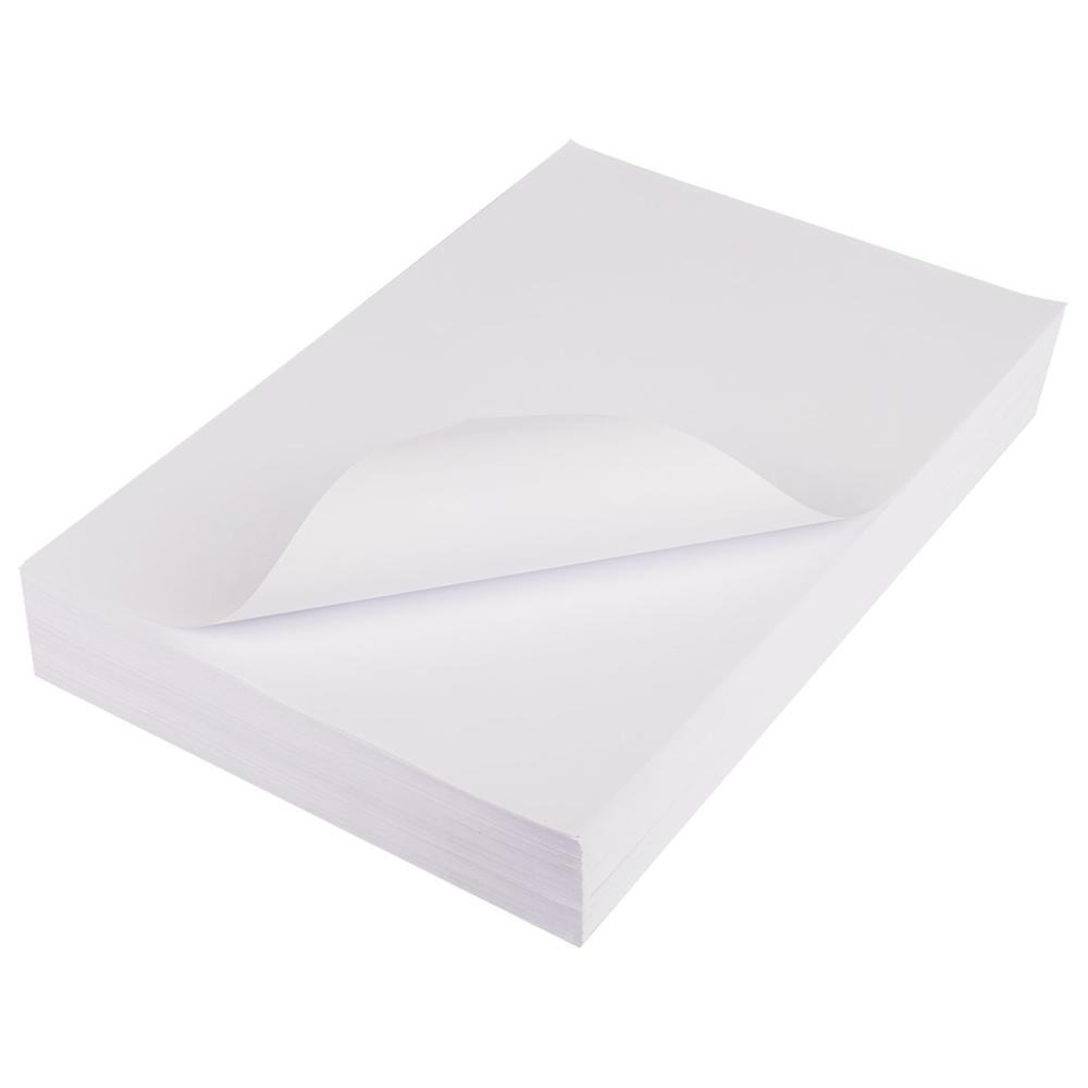 Paper Office White A4 Size, 500 Sheets For Writing, You Can Make Envelope, Origami, Copy Documents Or Use For Packing