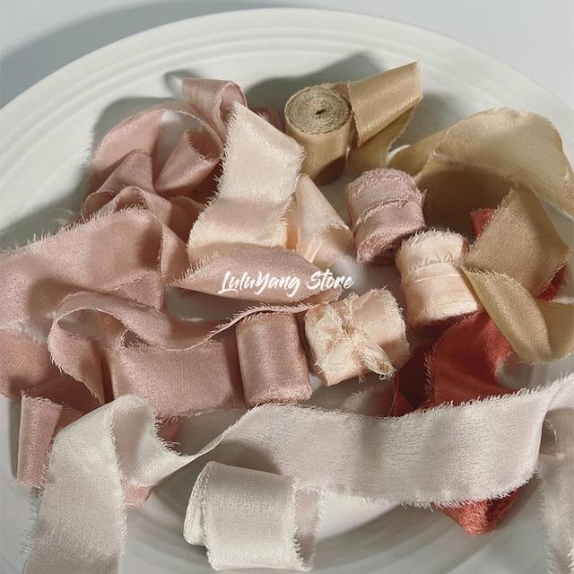 Купить лента из натурального чистого шелка с вышивкой сатин хлопок картинки