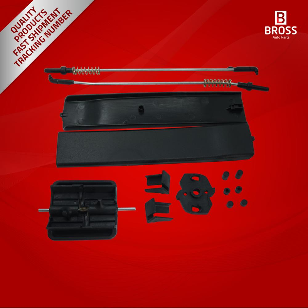 BDP964 Side Sliding Window Glass Latch Cover Repair Set 7H0847788A for T6 Caravelle|Interior Door Panels & Parts|Automobiles & Motorcycles - title=