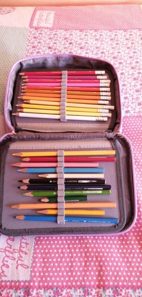 -- Meninas Garoto Pencilcase
