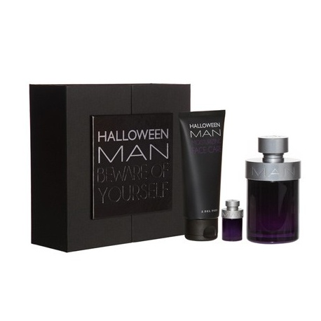 HALLOWEEN MAN 125 SPRAY + BALM 100ML + MINI 4