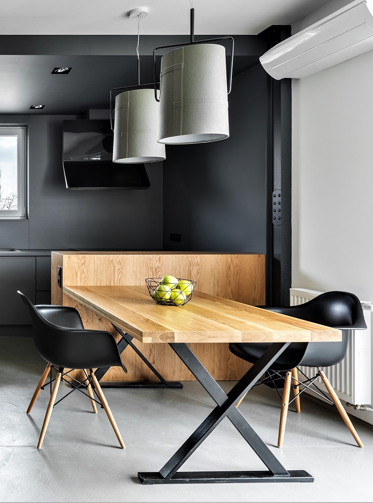 ZORSAN Z3, Dining Table, Dinner Table, Kitchen Furniture, Wood Table, Kitcen Table, Dining Table