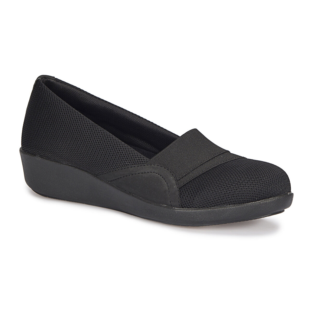 FLO 72.110026.Z Black Women Shoes Polaris