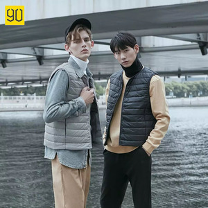 90Fun Cotton Vest Men s Jacket