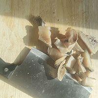 〔一人食〕暖洋洋香辣番茄鳕鱼锅的做法图解2