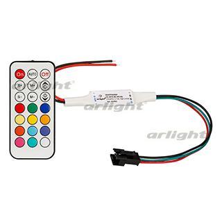 024503 Controller CS-2015-RC-RF21B (1024pix, 5-24 V, REMOTE CONTROL 21кн) ARLIGHT 1-pc