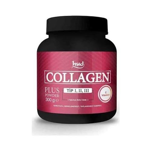 Hud Collagen Plus Powder Collagen Powder- Hydrolyzed Collagen Type Collagen Powder Drink