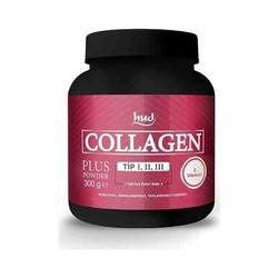 Polvo de colágeno Hud Plus, Colágeno Hidrolizado en polvo, colágeno tipo bebida en polvo