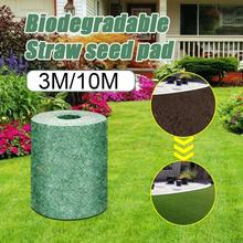 Mat Carpet Seed-Pad Grass-Seed Biodegradable Gardening-Ecological for Lawns 3m--0.2m
