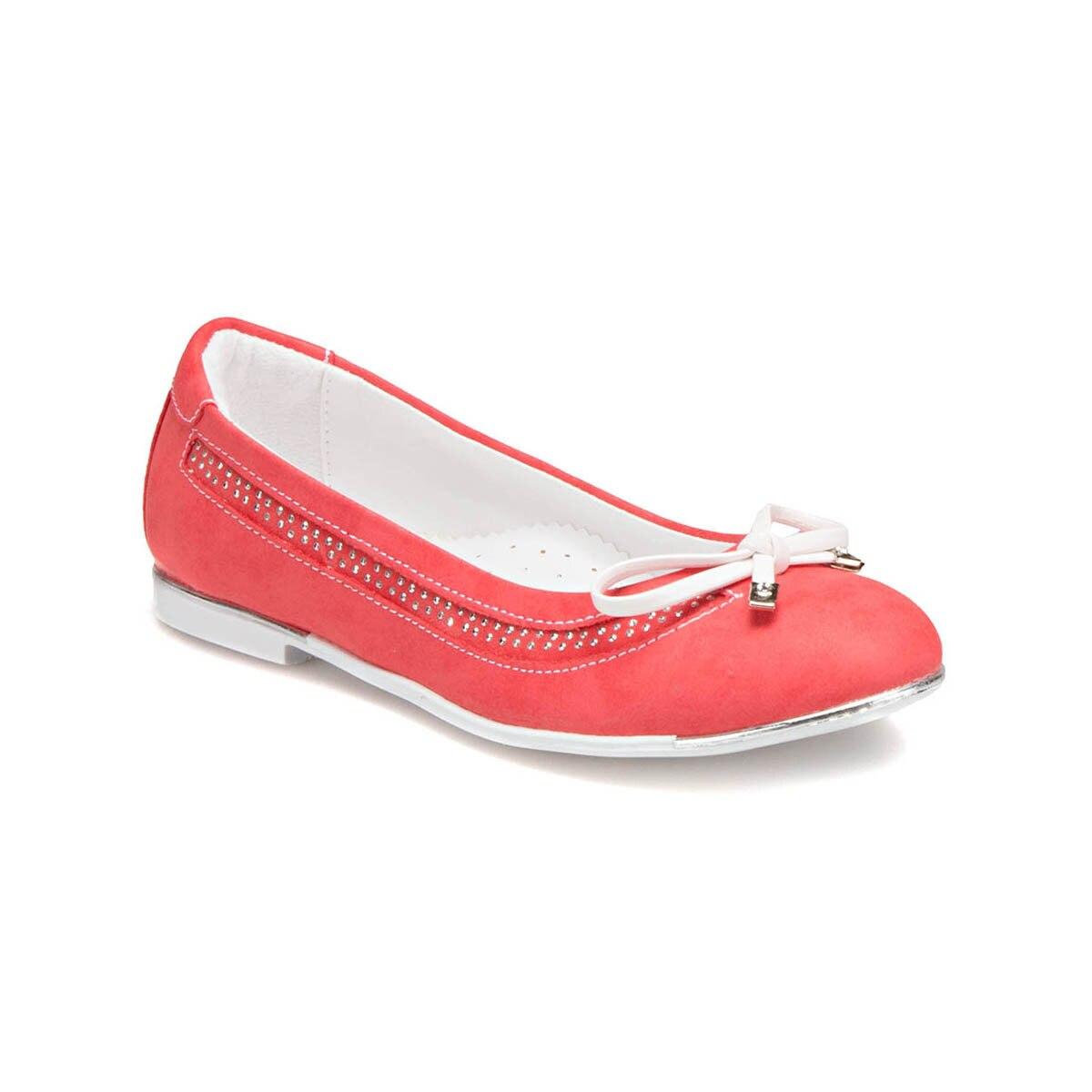 FLO 61.507195.F Red Female Child Ballerina Polaris