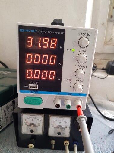 Reguladores de tensão/estabilizadores Alimentação Ajustável Cobrando