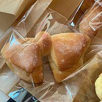 少女心蝴蝶结小面包 小朋友超喜欢的做法图解5