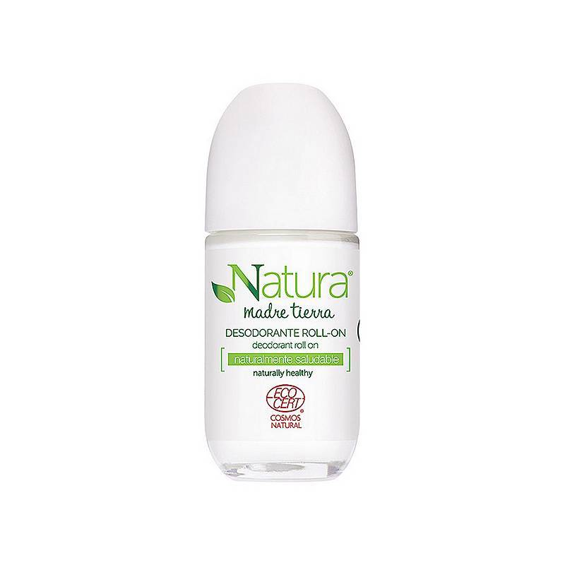 Roll-On Deodorant Natura Mother Earth Spanish Institute (75 Ml)