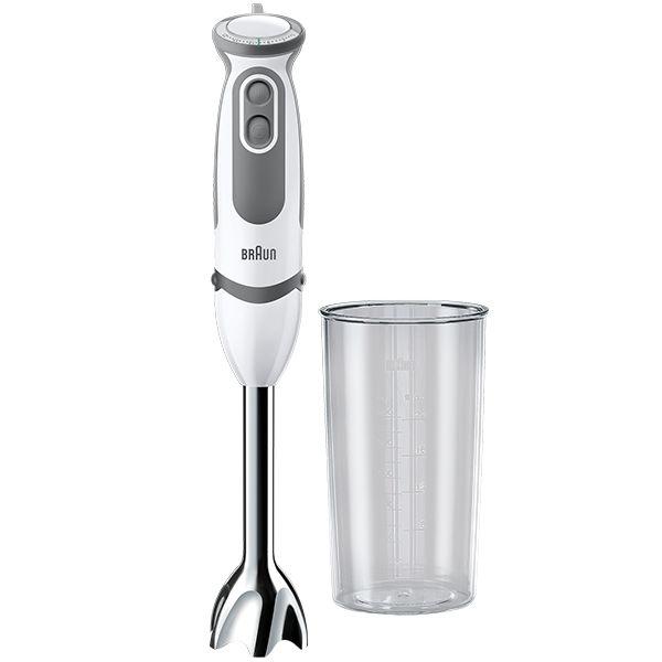 Hand-held Blender Braun MQ 5000 WH Soup White