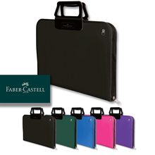 File-Bag Carry-Bag Painting-Storage for Art 38x55cm Portfolio Document Drawing Plastic