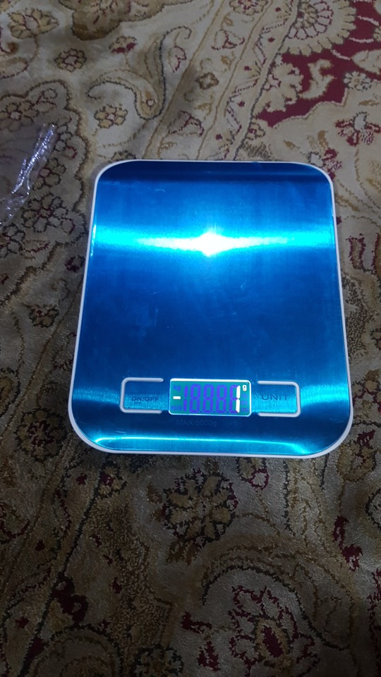 ScaleSmart™ - Digital Scale With LCD Display for Food Measuring! photo review