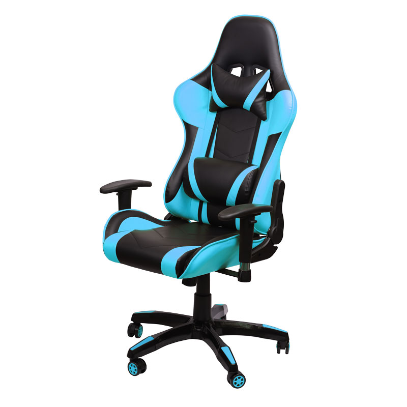SOKOLTEC New Arrival Racing Synthetic Leather Gaming Chair Internet Cafes WCG Computer Chair Comfortable Lying Household Chair