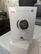 The camera works fine! Delivered in 3 days from Russia. The setting is simple, through the