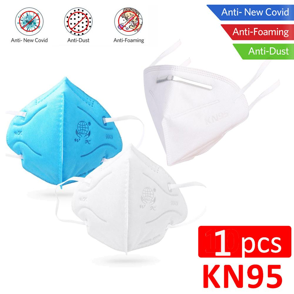 1pc KN95 Protective Mask Anti-dust Filter Cover PPE Labor Protection Respirator Filter 95% PM2.5 Dust Virus Respirator Face Mask