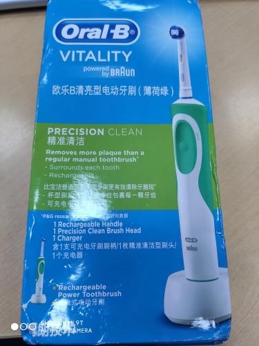 -- Vitalidade Escova Limpeza