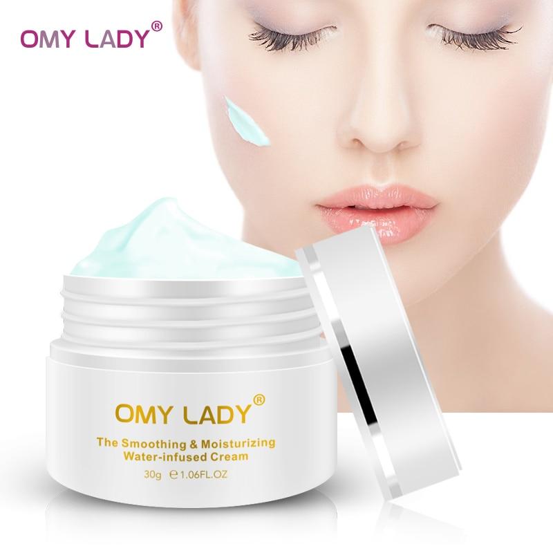 Smoothing & Moisturizing Water-infused Cream 1
