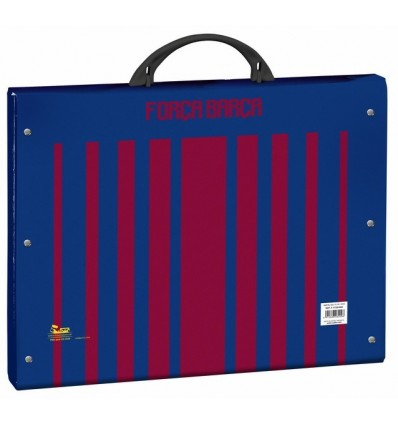 BRIEFCASE CARTON FCBARCELONA 17/18