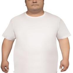 Set Van 3 Turkse Katoen Mannen Plus Grote Maat Ondergoed Slaap Kleding T-shirt Mouwen Singlet Vest Borstrok Tank Top Hemd