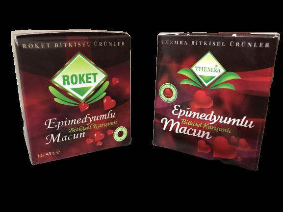 Turkish viagra Epimedium paste  Honey Mix Macun Horny Goat Weed Ginseng Herbal Aphrodisiac– Turkish Paste made in Turkey 2