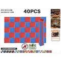 Arrowzoom 40 pcs Pack Color Combination 9.8