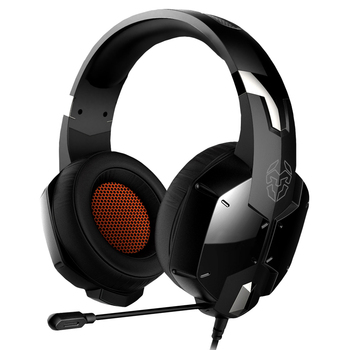 Headset Gaming KROM Kopa Stereo Pc PS4 helmets with Microfono Pc computer game