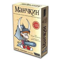 Board game Hobby Wereld Munchkin kleur versie, 2nd edition