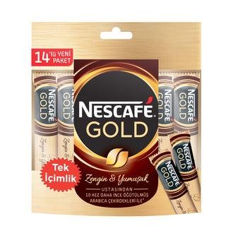 Nescafe Gold 28gr X 14 Pieces