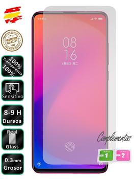 Protector Xiaomi MI 9 T 9T MI9T Cristal Templado de Pantalla Vidrio movil