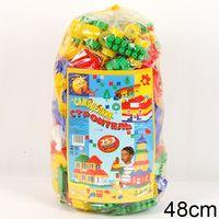 Stacking Blocks Polesie Constructor \Builder\ (Price 253 element. Bag in bag) toys for children for kids game constructor blocks toys for boys and girls