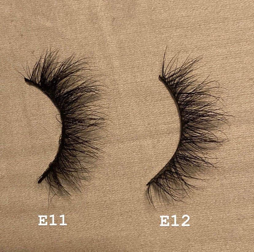 Visofree Mink Lashes 3D Mink Eyelashes 100% Cruelty free Lashes Handmade Reusable Natural Eyelashes Popular False Lashes Makeup-in False Eyelashes from Beauty & Health on AliExpress