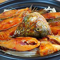 砂锅焖鱼的做法图解5