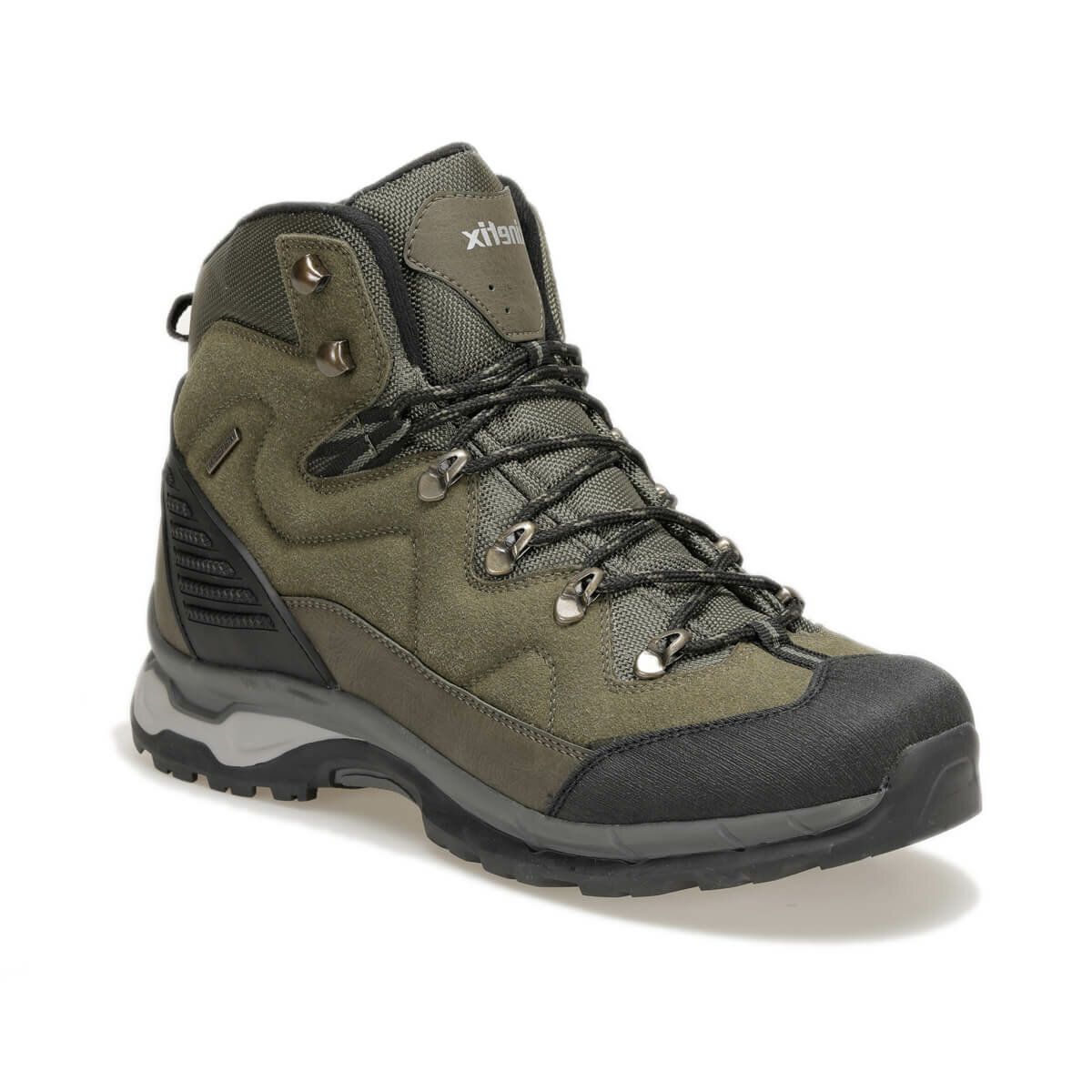 FLO CRESPO 9PR Khaki Male Boots KINETIX