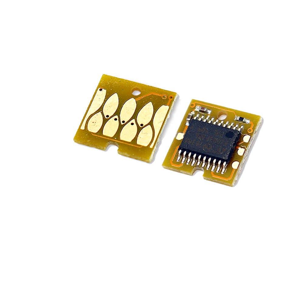 1 세트 T6193 ARC 유지 보수 탱크 칩 영구 칩 엡손 Surecolor T3280 T5280 T7280 T3080 T5080 T7080 F6000 F6070