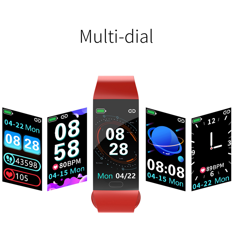 Uefa44fb7b8ea42b2a8414050f841aabca Smart Bracelet Band Measuring Pressure Clock Fitness Bracelet Heart Rate Activity Tracker bracelet smart Wristband Waterproof