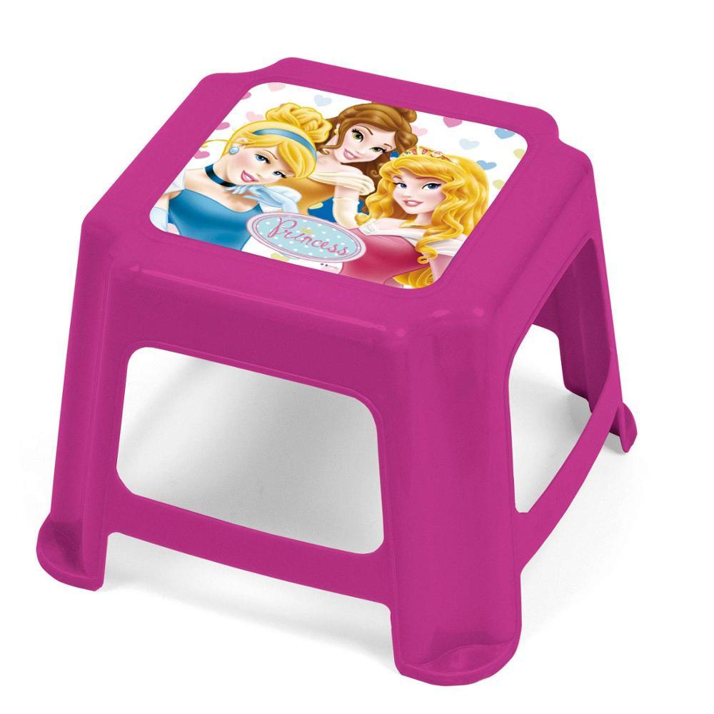 Arditex WD7972-Stool Plastic, Design Disney Princesses