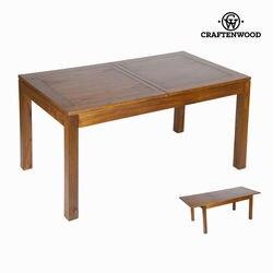 Stół do jadalni Mindi wood (140x90x78 cm) bądź sobą kolekcja Craftenwood Stoły do jadalni Meble -