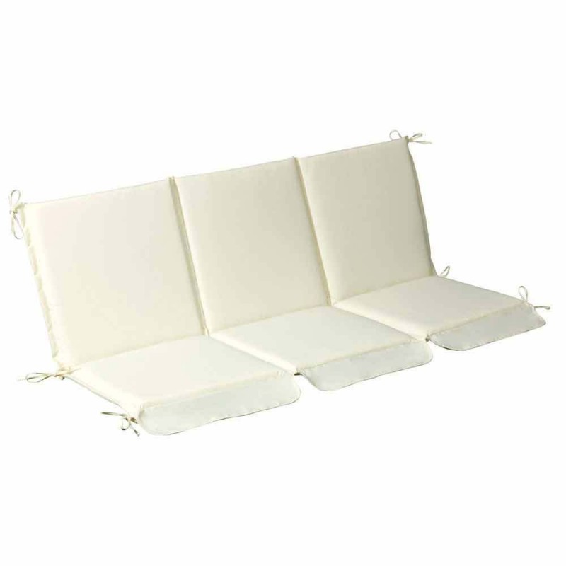 Cushion For Rocker 96x160x5 Cm. Beige Removable