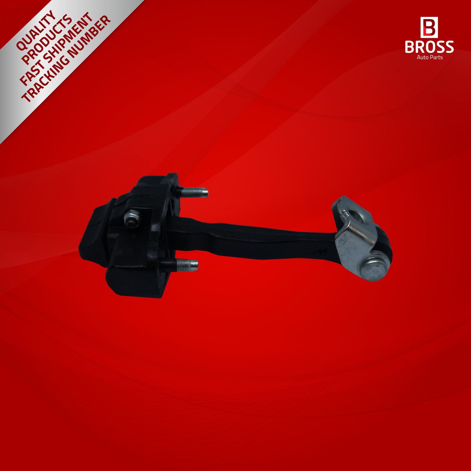 Bross Auto Parts BDP820 Front Door Hinge Stop Check Strap Limiter 51983934 for Fiat Tipo 2015 On Fiat Egea 2015 On Turkish Store|Interior Door Panels & Parts| |  - title=