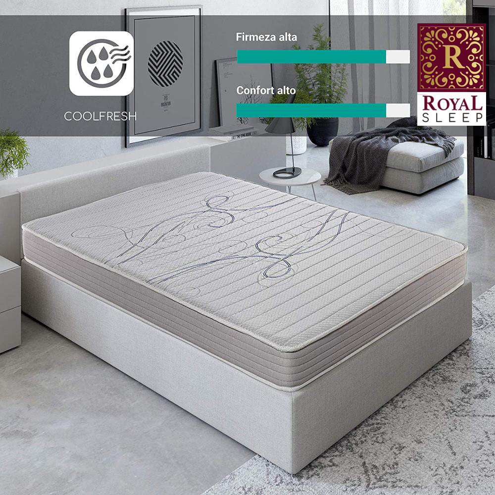 Royal Sleep Xfresh Mattress Viscoelastic 14 CM Comfort And Firmness Beds Mattresses Bedroom Marriage Bed And Individual